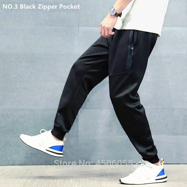 No.3 Nero Zipper
