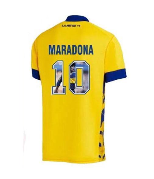 10 Maradona 20-21 Amarelo