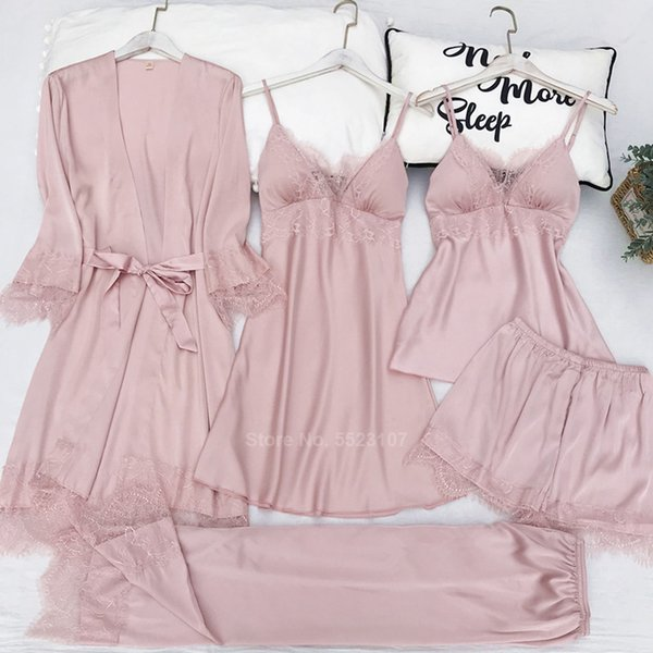 Розовый набор 5 шт