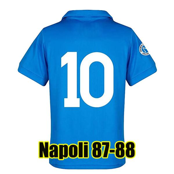 Napoli 87-88 HOME 10 #