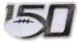 NCAA 150TH Patch