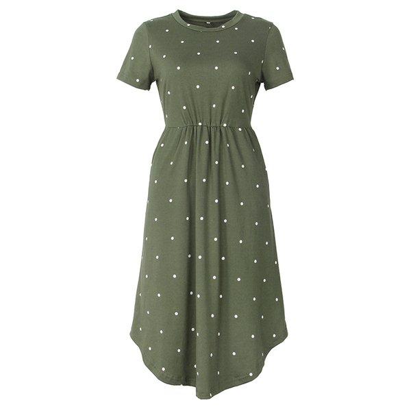 Army Green Short.