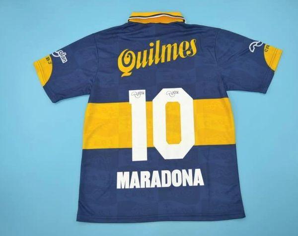 10 Maradona 1995.