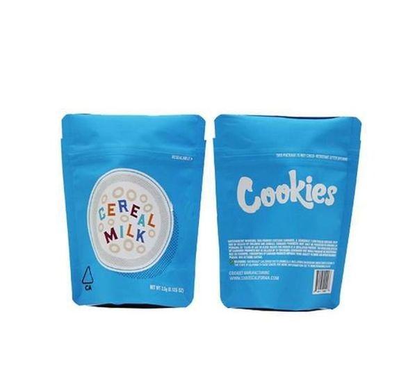 Sac à biscuits au lait 3 cercles
