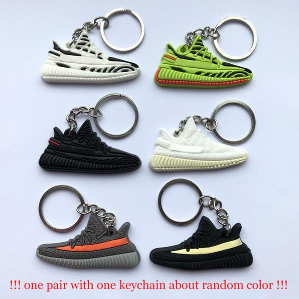 keychain and tag