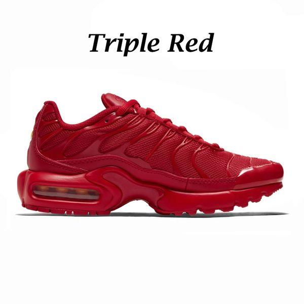 Triple rouge