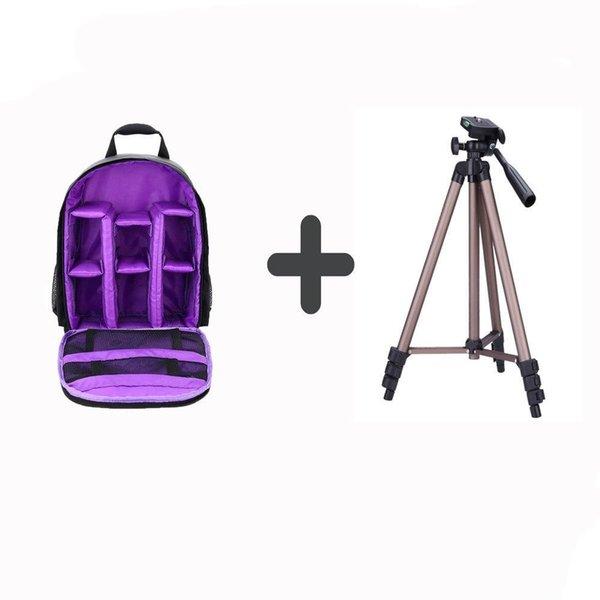 фиолетовый с треногой b