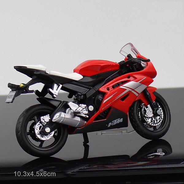 Yamaha rouge