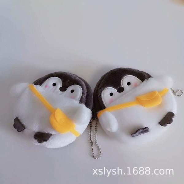 Пингвин кошелек