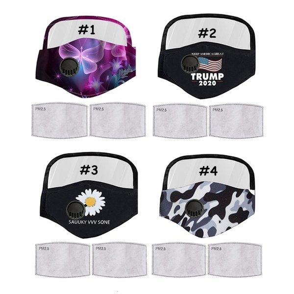 Mix Designs (1 + 2 Mask Filter Pad)