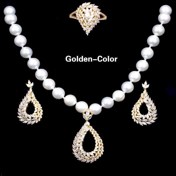 Color de oro modificado 40 cm