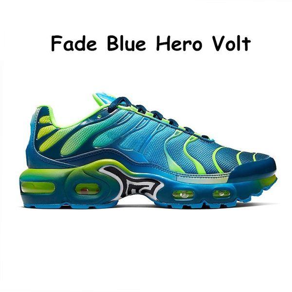 30 desvanece herói azul volt