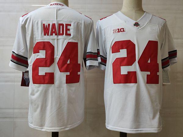 24 Shaun Wade