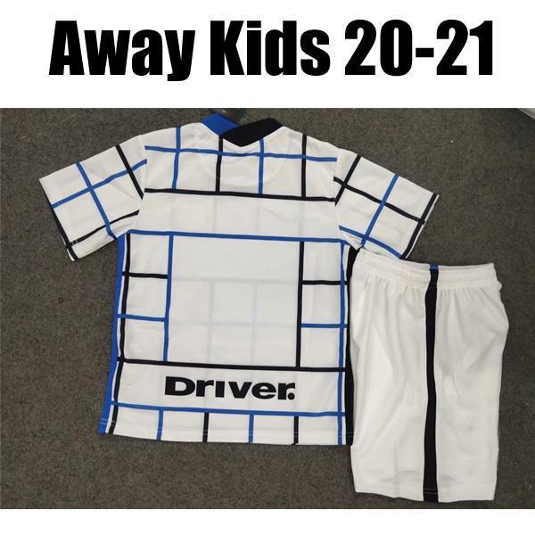 20-21 niños lejos