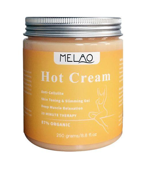 Creme Gel queimador de gordura