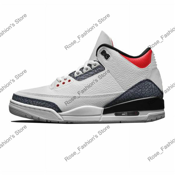 3s Fire Red