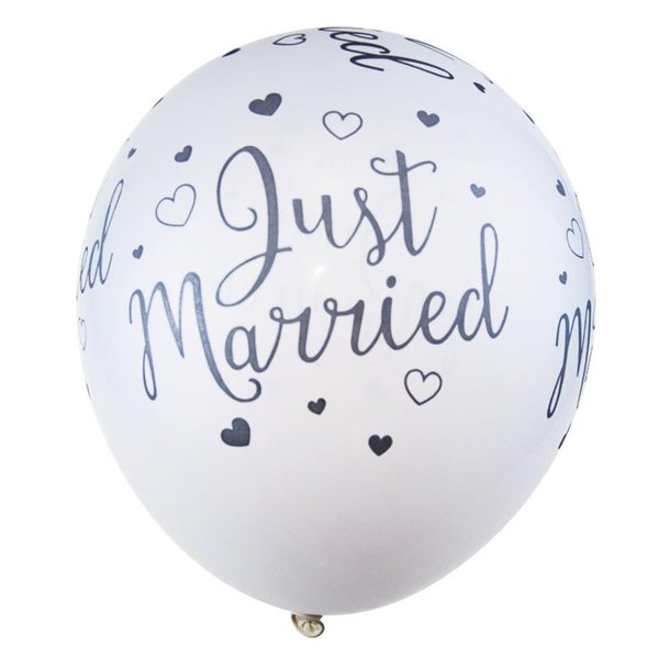 Just Married 10pcs