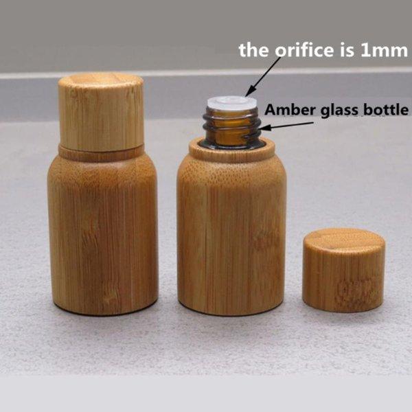 10 ml 2 pezzi di legno