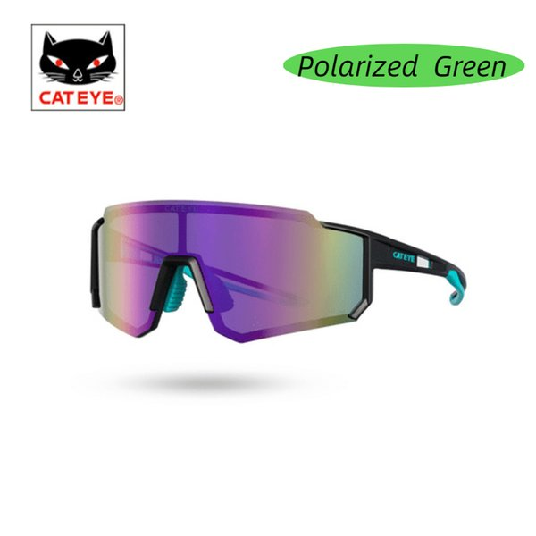polarisiert Grün