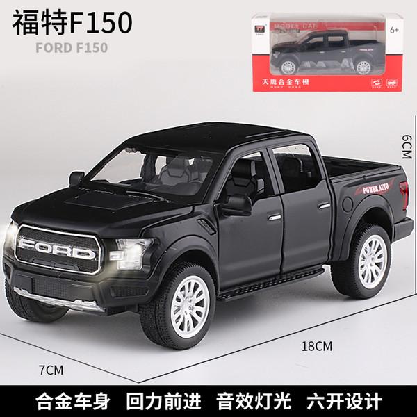 Ford F150 Box Black