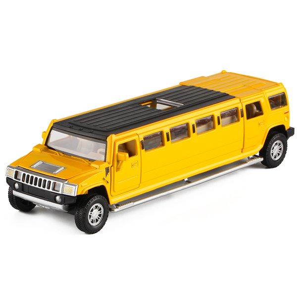 CLX Extended Hummer - Желтый Нет Упаковка