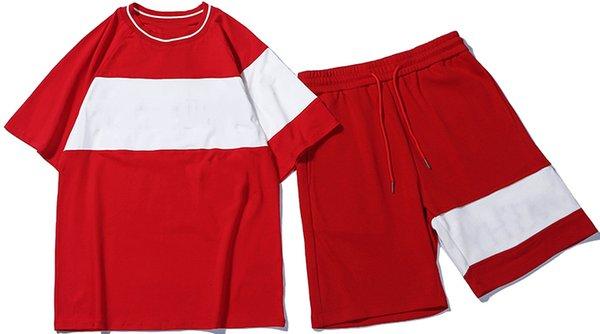 Kırmızı takım elbise