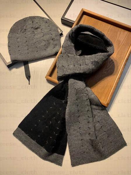 24-beanie + шарф
