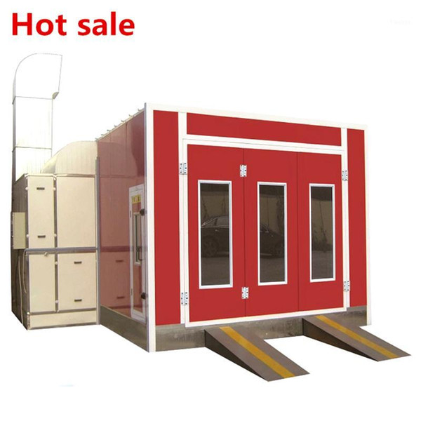 best selling Car spray booth with good price (price is not accurate and negotiatable)1