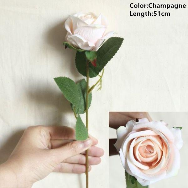 Champagne Rose.