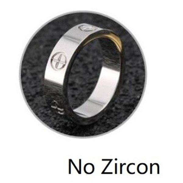 Sliver No Zirconium