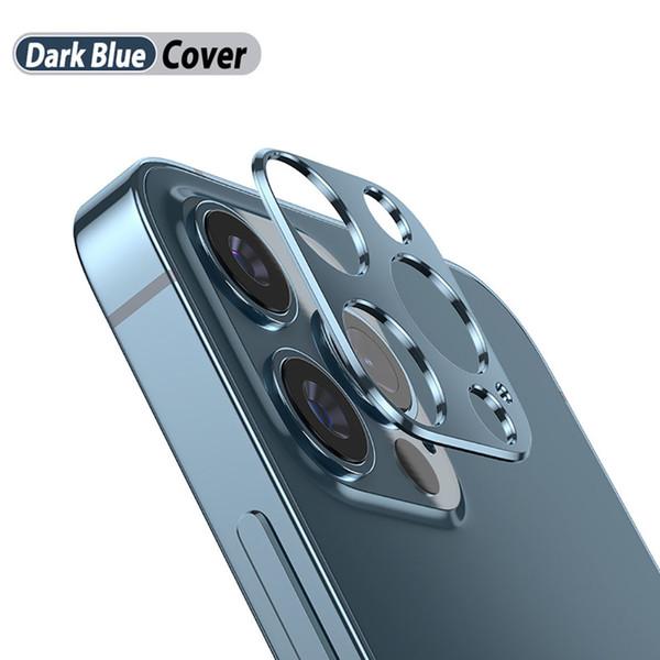 For iPhone 12(5.4) Dark Blue