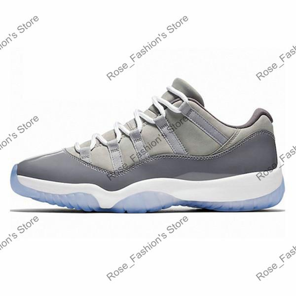 11s low cool grey