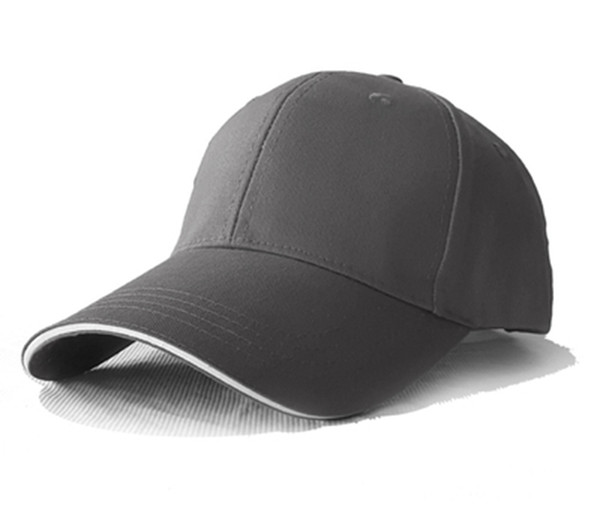 top popular Snapback Sports Caps & Headwears Cotton Letter Embroidered Hat Men's And Women's Wear Europe and America outdoor shading baseball 2021