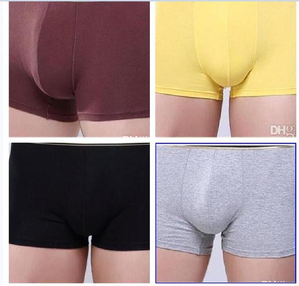 top popular Men's Boxers Cotton Breathable Boxer Shorts Underpants Tight Waist Underpants Brand Mens Boxers Underwears Male Gay Boxer Brief Short 2021