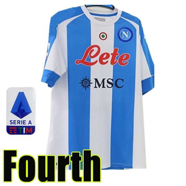 Napoli 4th + Patch