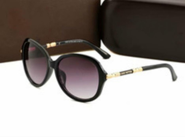 top popular 2018 High Quality Brand 3017 Sunglasses mens Fashion Evidence Sunglasses Designer Eyewear For mens Womens Sunglasses new glasses 2021