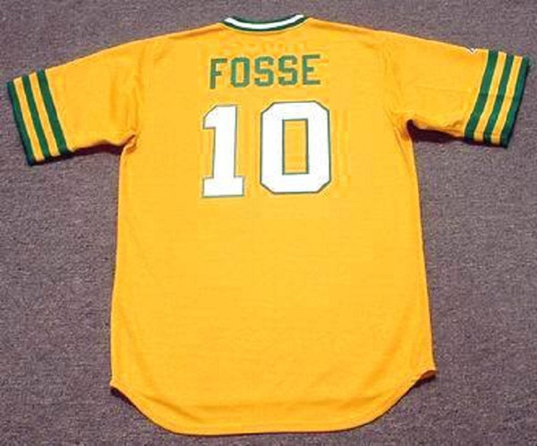 10 Ray Fosse 1973 Amarelo