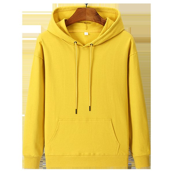 Hoodie do gengibre da primavera e do outono