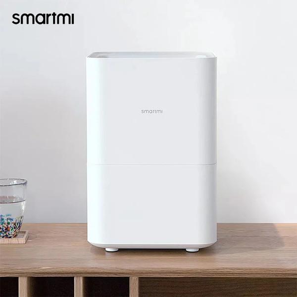 best selling SMARTMI Evaporative Humidifier 2 No Smog for home Air dampener Aroma diffuser essential oil mist maker Xiaomi Mijia APP Control