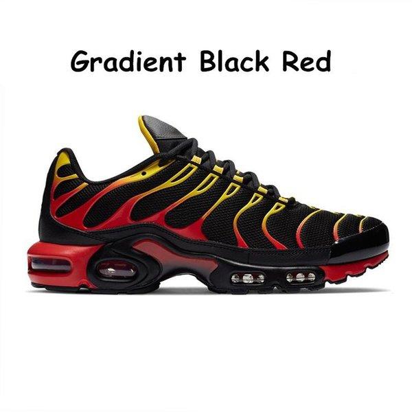 12 gradiente preto vermelho