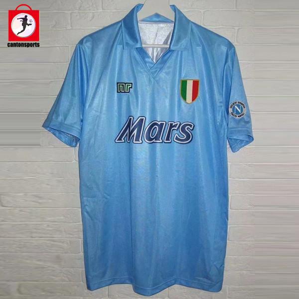 Napoli Retro 90-91 HOME