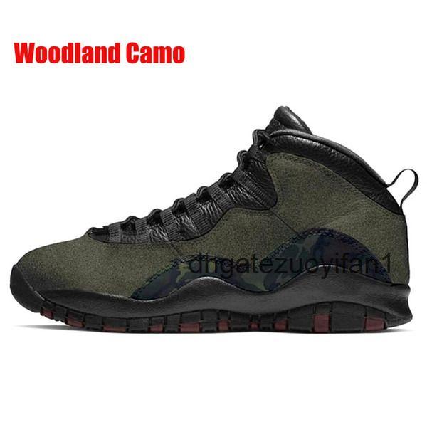 Woodland Camo