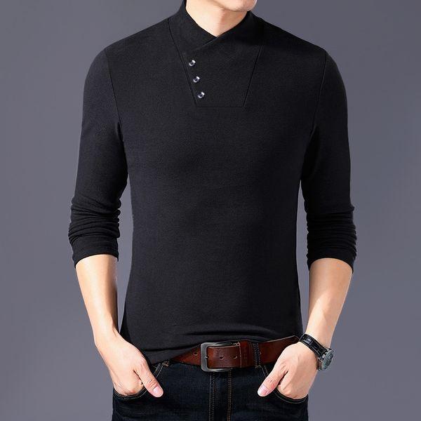 Темно-серая футболка
