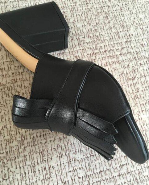 Gmodel # 2 cuir noir