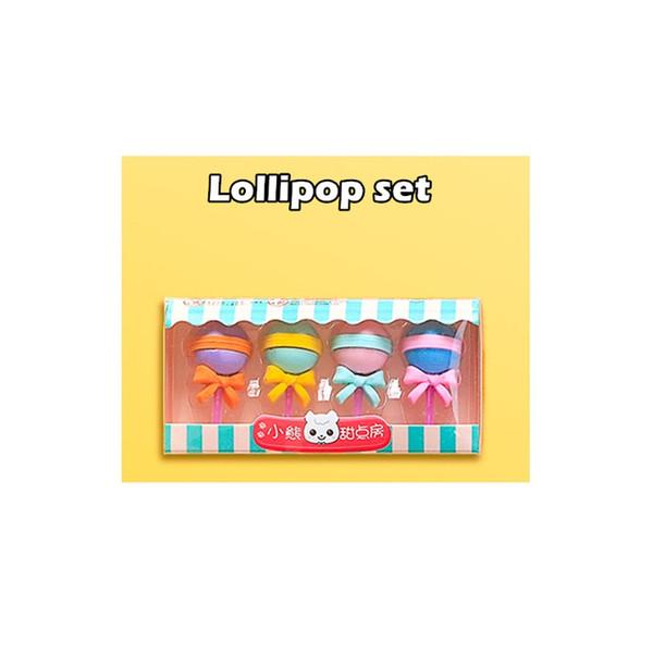 Lollipop set(4pcs)