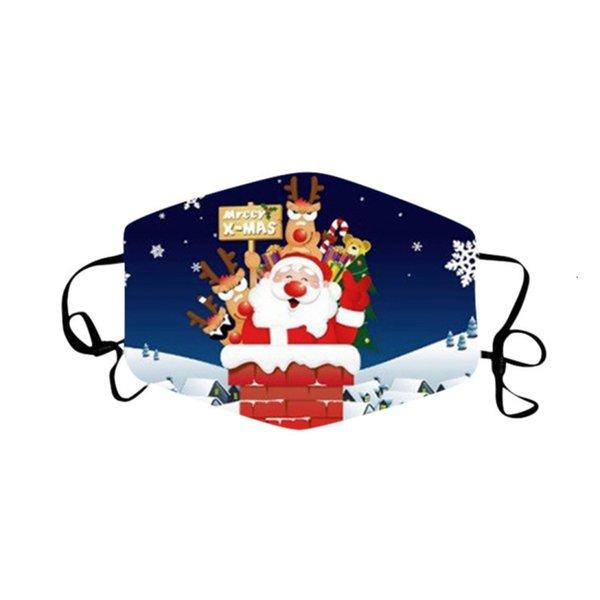 Weihnachtsmaske 013.