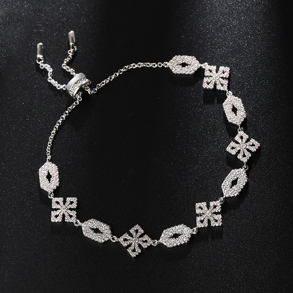 Imitation Rhodium Plated-White