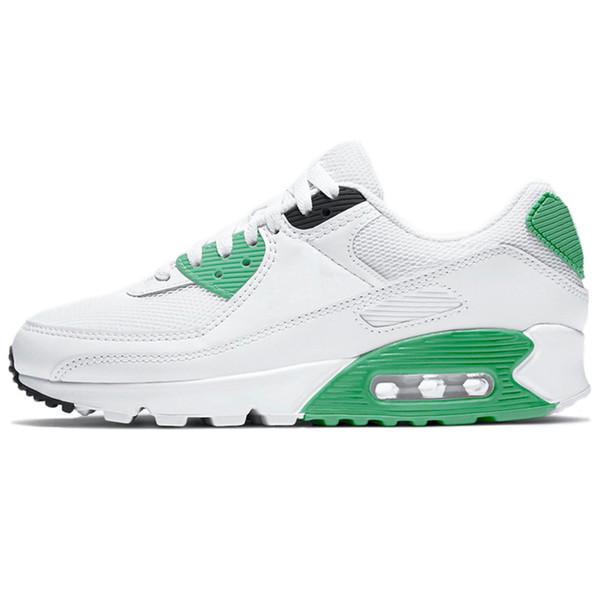 # 19 blanc vert 36-45