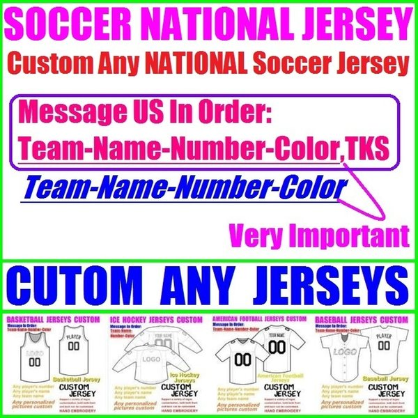 CUSTOM CLUB SOCCER JERSEY
