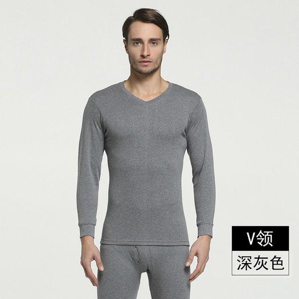V- Dark Grey
